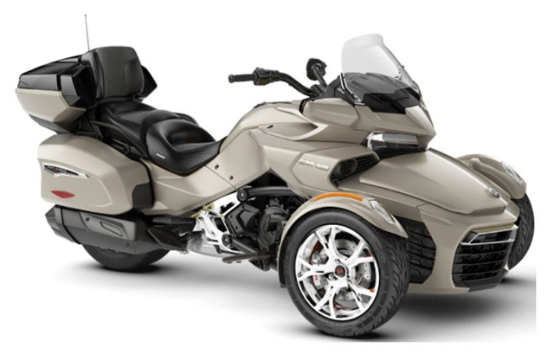 2020 Can-Am Spyder F3 Limited in Amarillo, Texas - Photo 1