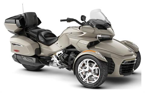 2020 Can-Am Spyder F3 Limited in Dickinson, North Dakota - Photo 1