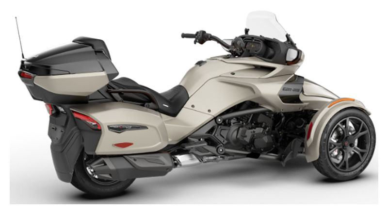 2020 Can-Am Spyder F3 Limited in Oakdale, New York - Photo 2