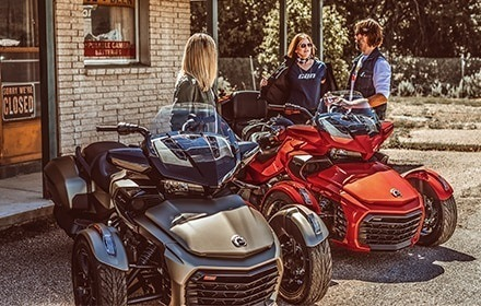 2020 Can-Am Spyder F3 Limited in Zulu, Indiana