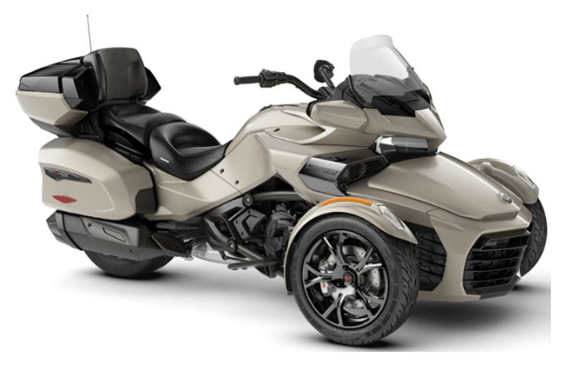 2020 Can-Am Spyder F3 Limited in Keokuk, Iowa - Photo 1