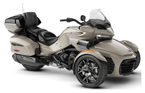 2020 Can-Am Spyder F3 Limited in Clinton Township, Michigan - Photo 1