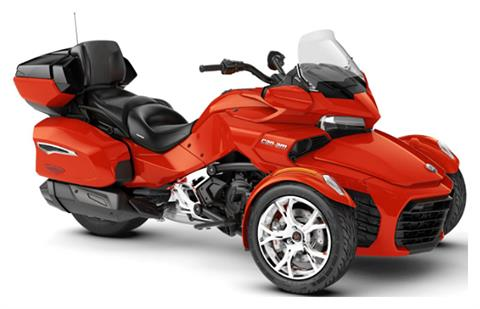 2020 Can-Am Spyder F3 Limited in Castaic, California - Photo 1