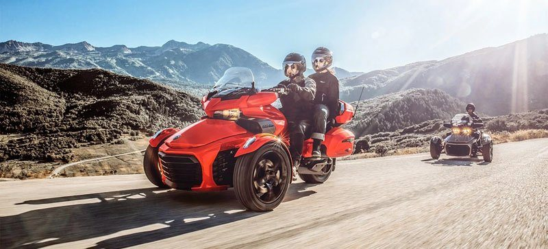 2020 Can-Am Spyder F3 Limited in Wilmington, Illinois