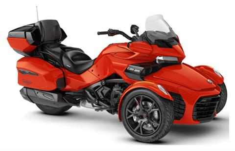 2020 Can-Am Spyder F3 Limited in Brenham, Texas - Photo 1