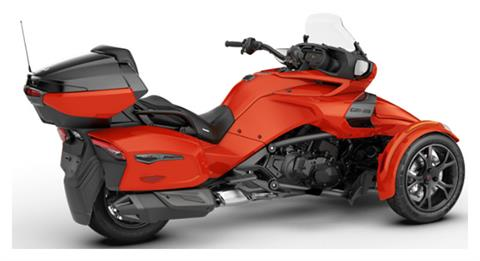 2020 Can-Am Spyder F3 Limited in Augusta, Maine - Photo 2