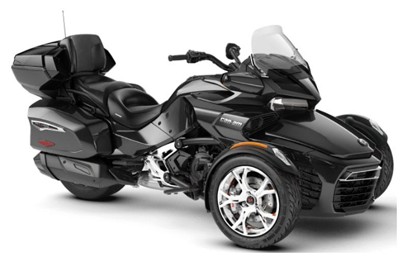 2020 Can-Am Spyder F3 Limited in Augusta, Maine - Photo 1