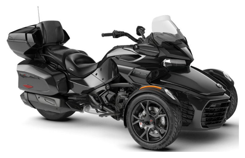 2020 Can-Am Spyder F3 Limited in San Jose, California - Photo 1