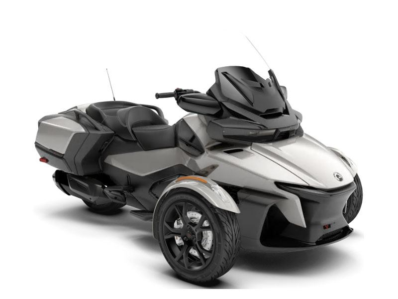 2020 Can-Am Spyder RT in Bennington, Vermont - Photo 1