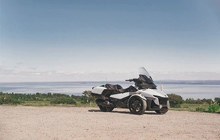 2020 Can-Am Spyder RT in Mineola, New York - Photo 3
