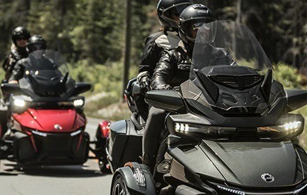2020 Can-Am Spyder RT in Irvine, California - Photo 4