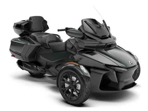 2020 Can-Am Spyder RT Limited in Barre, Massachusetts