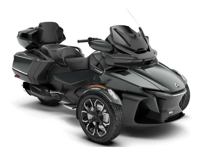 2020 Can-Am Spyder RT Limited in Port Angeles, Washington - Photo 1