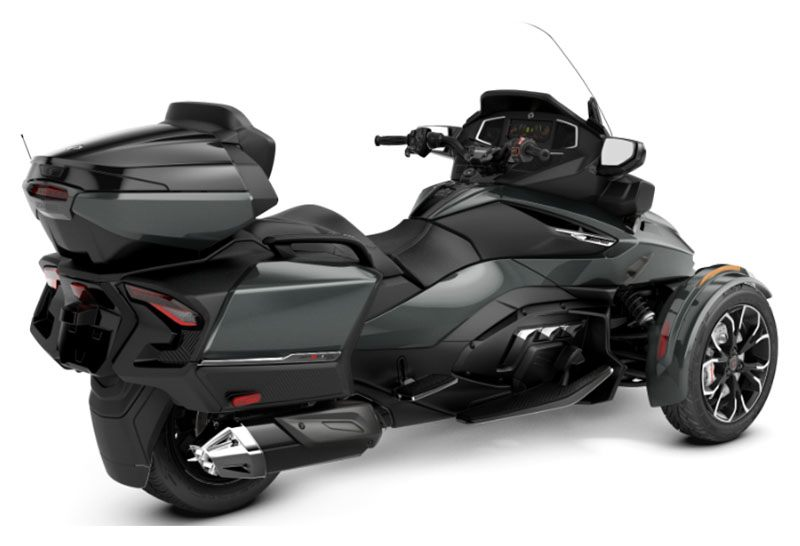 2020 Can-Am Spyder RT Limited in Castaic, California - Photo 2