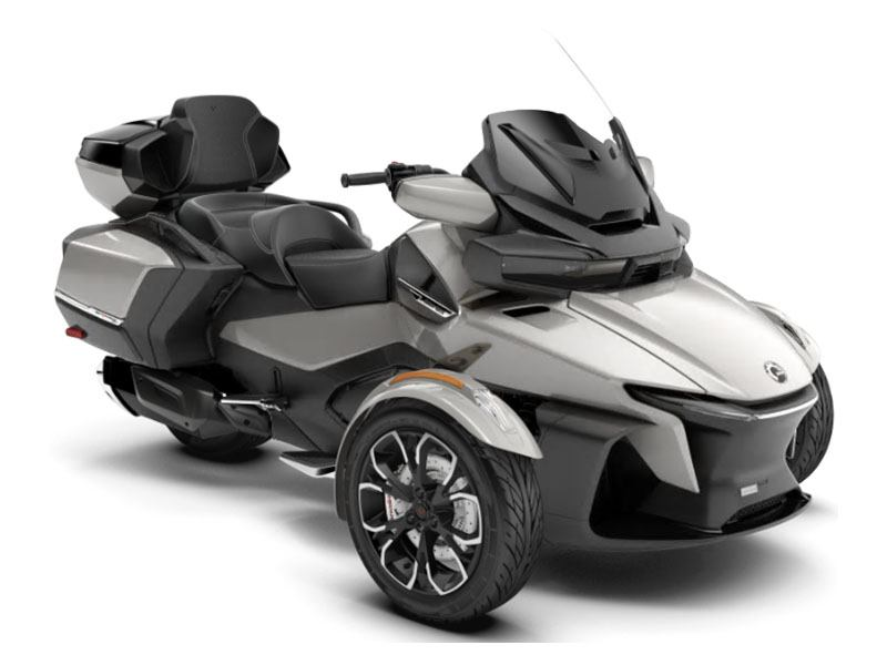 2020 Can-Am Spyder RT Limited in Huron, Ohio - Photo 1