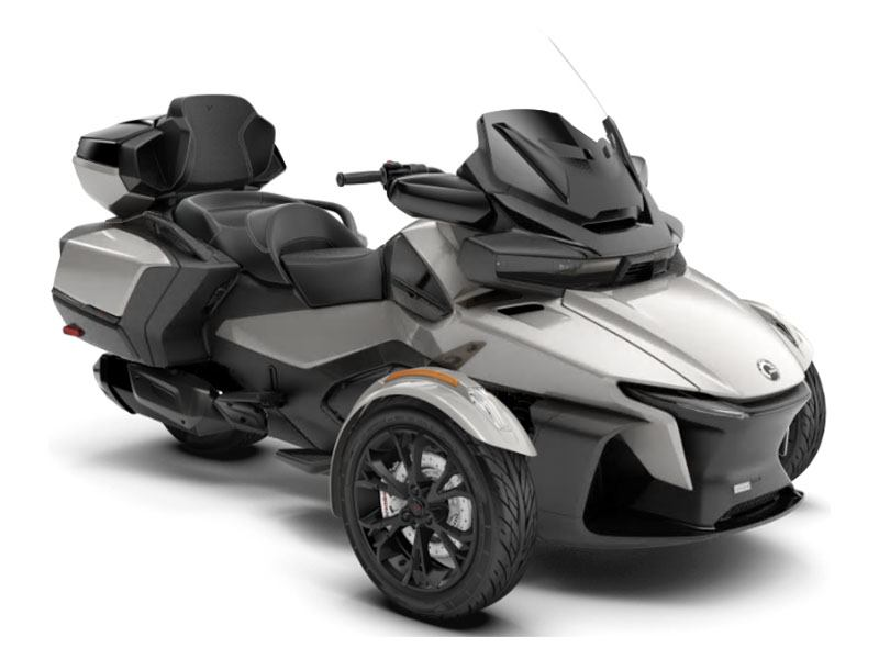 2020 Can-Am Spyder RT Limited in Woodinville, Washington - Photo 1
