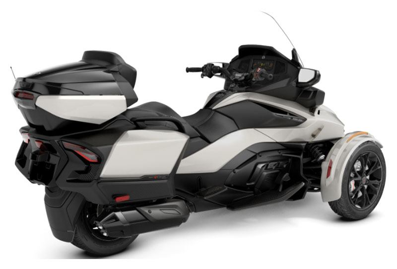 2020 Can-Am Spyder RT Limited in Savannah, Georgia - Photo 2