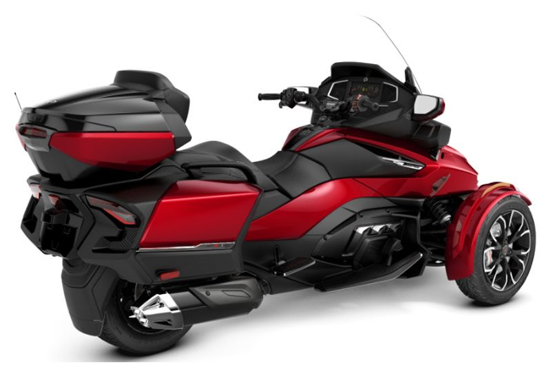 2020 Can-Am Spyder RT Limited in Conroe, Texas - Photo 2