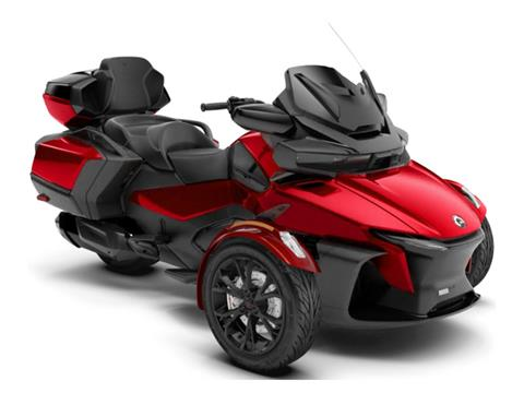 2020 Can-Am Spyder RT Limited in Augusta, Maine - Photo 1