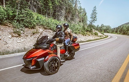 2020 Can-Am Spyder RT Limited in Augusta, Maine - Photo 5