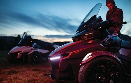 2020 Can-Am Spyder RT Limited in Cartersville, Georgia - Photo 3