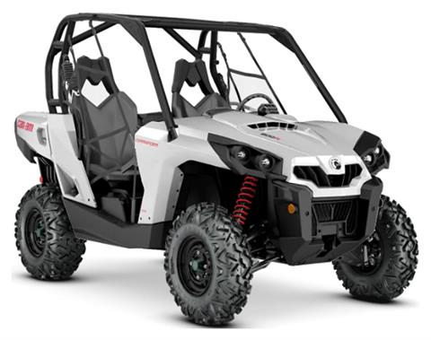 2020 Can-Am Commander 800R in Barre, Massachusetts
