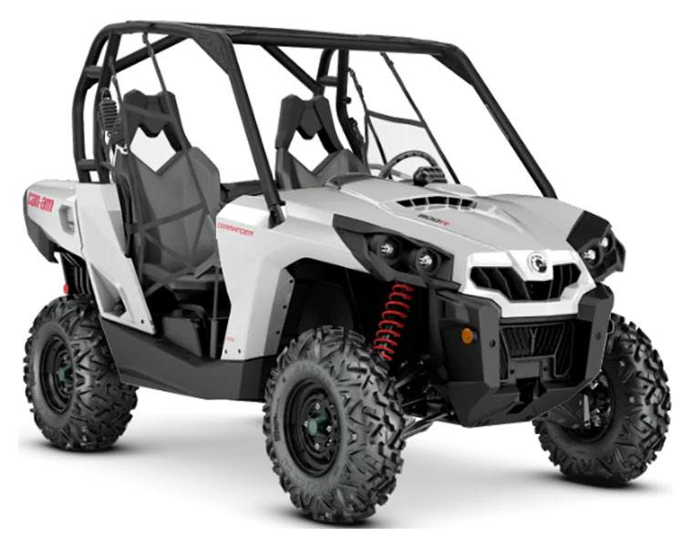 2020 Can-Am Commander 800R in Amarillo, Texas