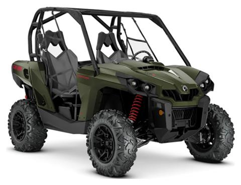 2020 Can-Am Commander DPS 1000R in Woodruff, Wisconsin