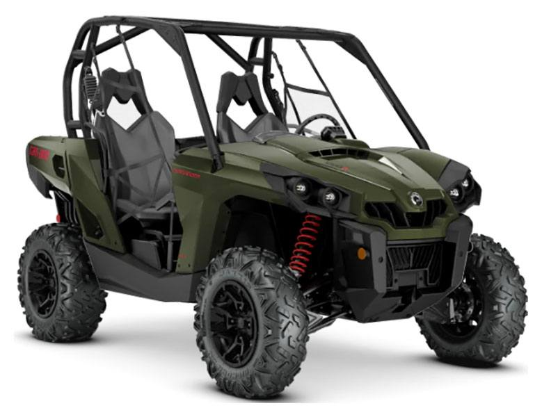 2020 Can-Am Commander DPS 1000R in Woodinville, Washington - Photo 1