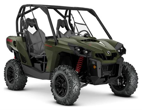 2020 Can-Am Commander DPS 800R in Woodruff, Wisconsin
