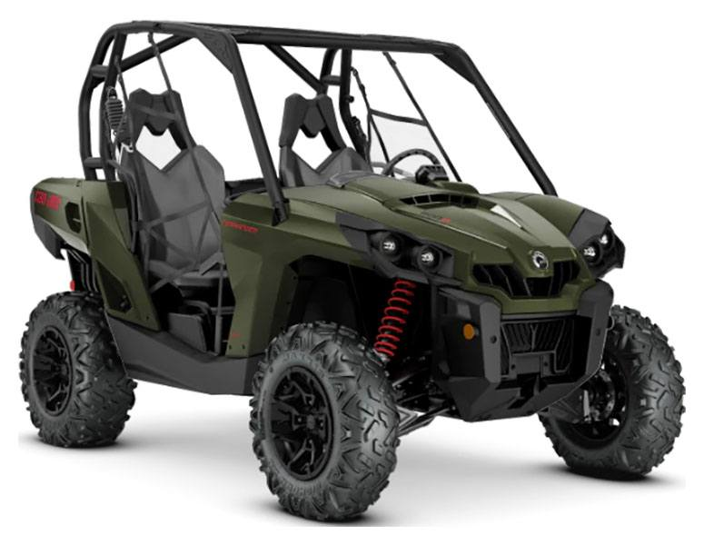 2020 Can-Am Commander DPS 800R in Santa Maria, California - Photo 1