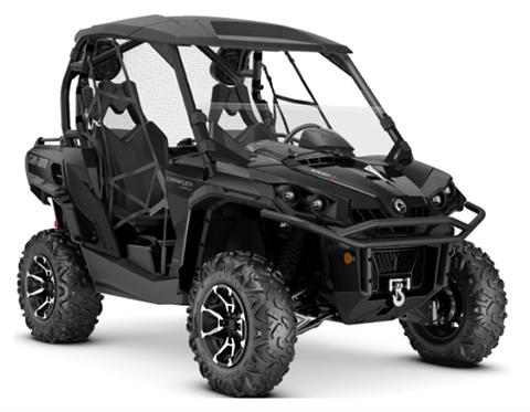 2020 Can-Am Commander Limited 1000R in Colebrook, New Hampshire