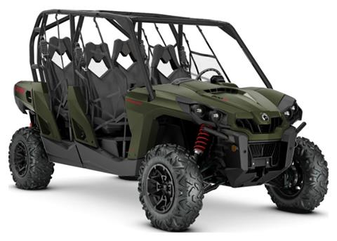 2020 Can-Am Commander MAX DPS 800R in Woodruff, Wisconsin