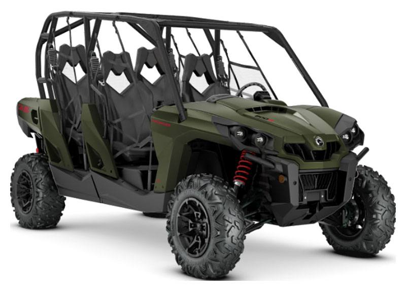 2020 Can-Am Commander MAX DPS 800R in Lakeport, California