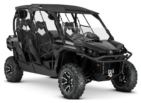 2020 Can-Am Commander MAX Limited 1000R in Colebrook, New Hampshire