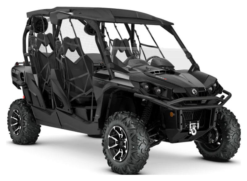 2020 Can-Am Commander MAX Limited 1000R in Wasilla, Alaska - Photo 1