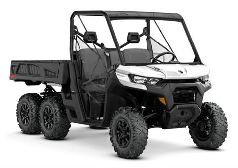 2020 Can-Am Defender 6x6 DPS HD10 in Colebrook, New Hampshire