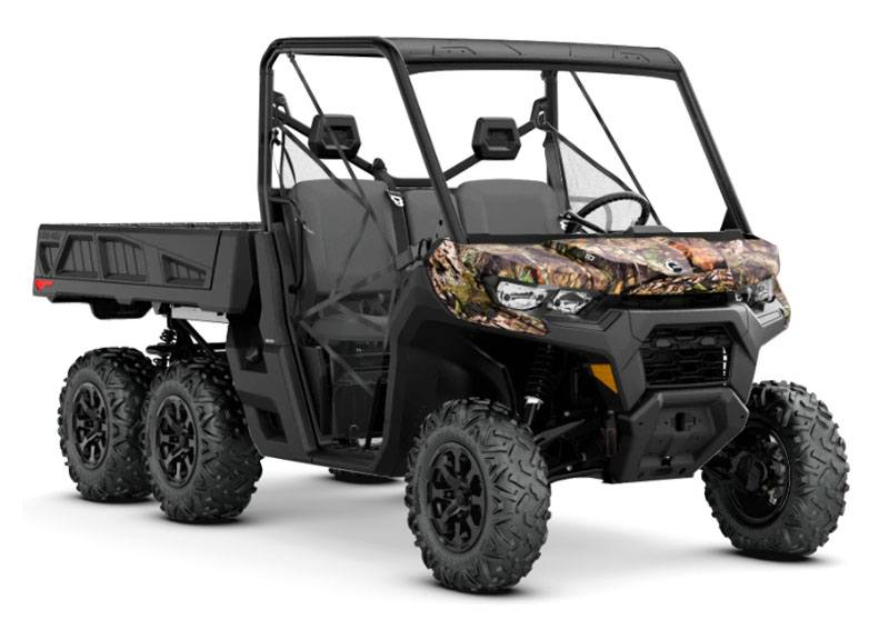 2020 Can-Am Defender 6x6 DPS HD10 in Albemarle, North Carolina