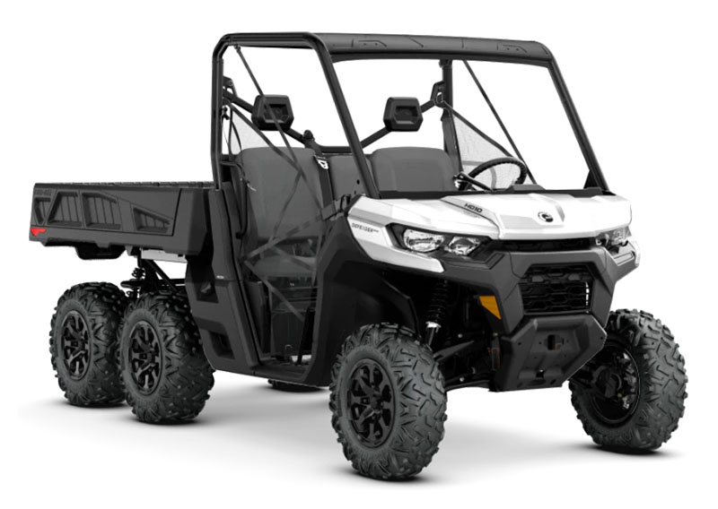 2020 Can-Am Defender 6x6 DPS HD10 in Barre, Massachusetts - Photo 1