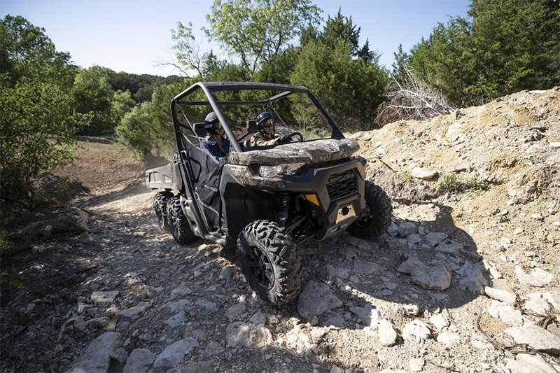 2020 Can-Am Defender 6x6 DPS HD10 in Lafayette, Louisiana - Photo 6