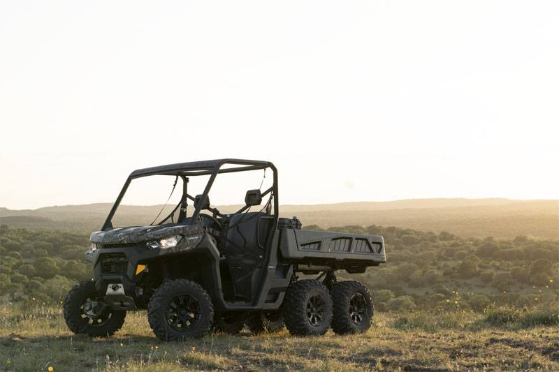 2020 Can-Am Defender 6x6 DPS HD10 in Bozeman, Montana - Photo 10