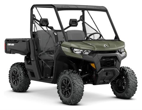 2020 Can-Am Defender DPS HD10 in Woodruff, Wisconsin