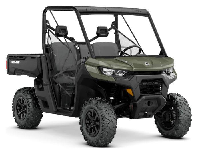 2020 Can-Am Defender DPS HD10 in Colebrook, New Hampshire - Photo 1