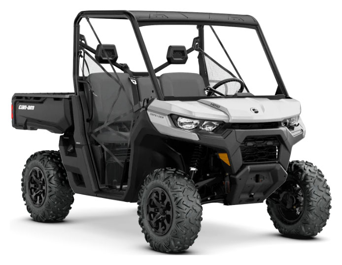 2020 Can-Am Defender DPS HD10 in Clinton Township, Michigan - Photo 1