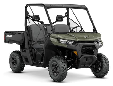 2020 Can-Am Defender DPS HD5 in Colebrook, New Hampshire