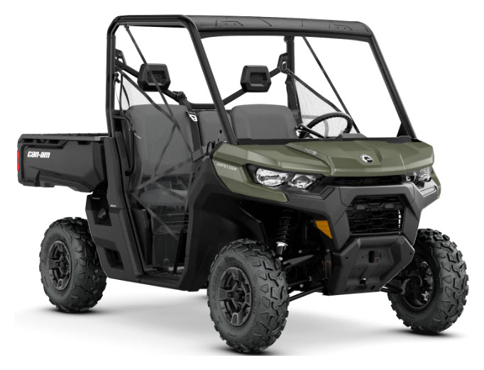 2020 Can-Am Defender DPS HD5 in Wasilla, Alaska - Photo 1