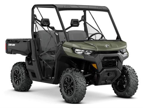 2020 Can-Am Defender DPS HD8 in Colebrook, New Hampshire