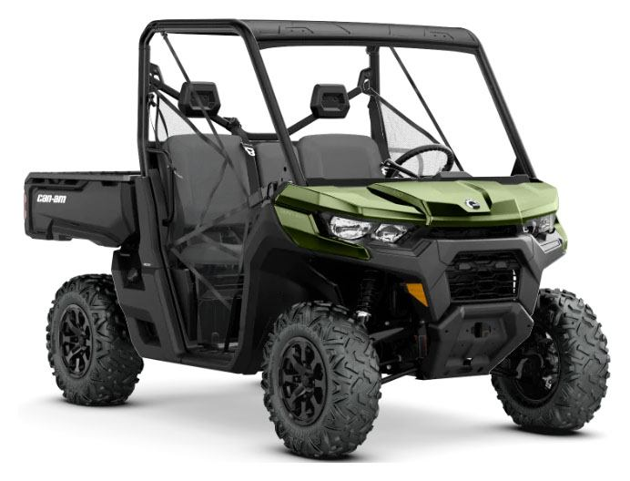 2020 Can-Am Defender DPS HD8 in Cambridge, Ohio - Photo 6