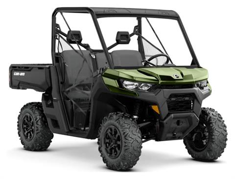 2020 Can-Am Defender DPS HD8 in Augusta, Maine