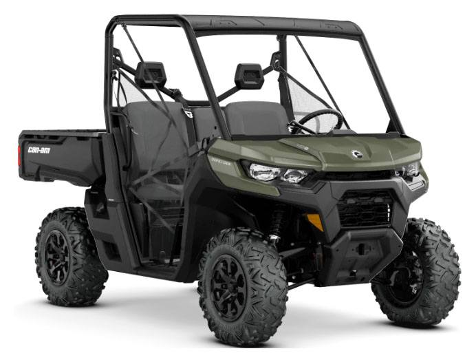 2020 Can-Am Defender DPS HD8 in Wilkes Barre, Pennsylvania - Photo 1